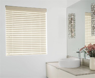 "2 1/2"" Durawood Cordless Blinds"