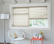 "Classic 1 7/8"" Pleated Shades"