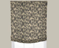 DISC Interiors<br> Relaxed Roman Fabric Shades