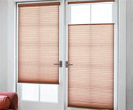 Luxe Linen Grand Light-Filtering Honeycomb Shades - Cellular Window Shades, Blinds - Smith+Noble