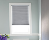 Luxe Linen Grand Cell Room Darkening Honeycomb Shades