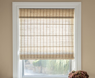 Natural Woven Tailored Shades