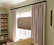OptiLight Grand BO Cell Honeycomb Shades - Cellular Window Shades, Blinds - Smith+Noble