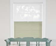 OptiLight Petite Cell Honeycomb Shades - Cellular Window Shades, Blinds - Smith+Noble