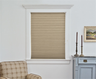 OptiPleat Blackout Shades - Pleated Shades, Custom Shades