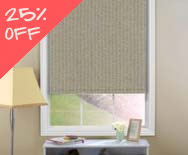 Sale Roller Shades - Custom Fabric Shades, Window Shades - Smith+Noble