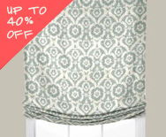 Sale Relaxed Roman Fabric Shades