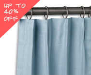 Sale Single Pleat Drapery - Window Treatments, Coverings, Drapery Hardware - Smith+Noble