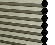 Specialty Arch Shades Grand Blackout Cell - Custom Window Shades, Window Coverings - Smith+Noble