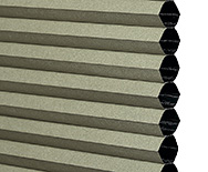Specialty Arch Shades Petite Blackout Cell - Custom Window Shades, Window Coverings - Smith+Noble