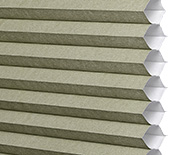 Specialty Arch Shades Petite Cell - Custom Window Shades, Window Coverings - Smith+Noble