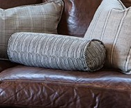 Neckroll Pillow - Decorative Pillows - Smith+Noble