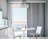 Vertical Light Filtering Honeycombs - Cellular Window Shades, vertical - Smith+Noble