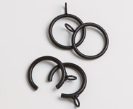 Wrought Iron Rings - Smith+Noble