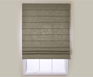 Wendy Bellissimo Home<br> Reverse Classic Roman Fabric Shade