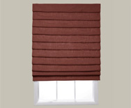 Wendy Bellissimo Home<br> Soft Roman Fabric Shade