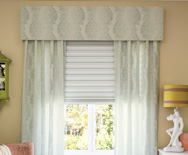 Wendy Bellissimo Home<br> Tailored Cornice