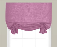 Wendy Bellissimo Kids Casual Fabric Valance - swag shades, fabric shades - Smith+Noble