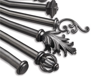 Wrought Iron Hardware Collection