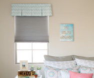 Wendy Bellissimo Honeycomb Shades