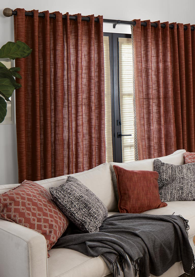 designer curtains for living room. Custom Window Treatments  Blinds Shades Curtains Shutters from Smith Noble
