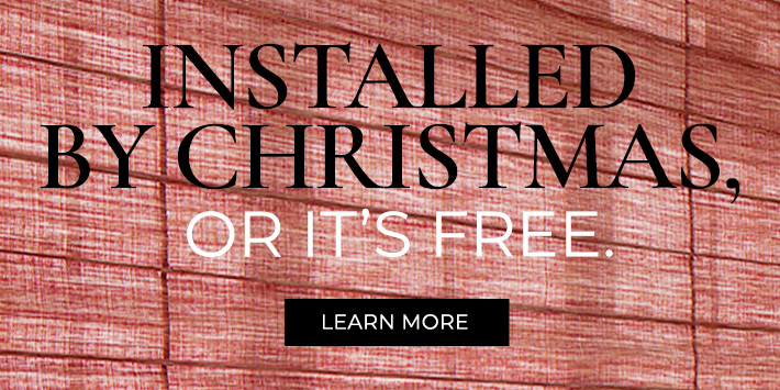 Installed By The Holidays