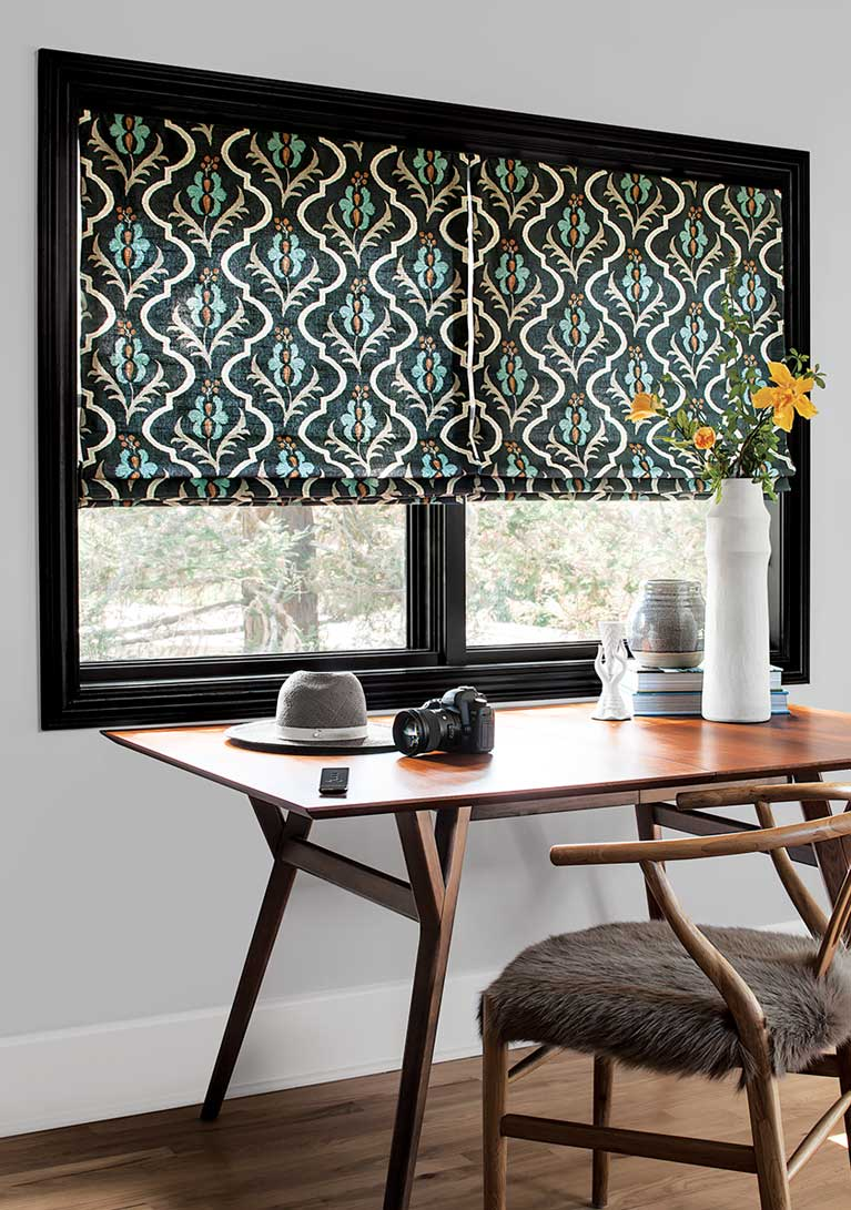 Computer software meets old world draperies camille moore for Old world window treatments