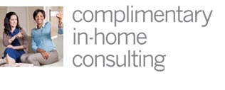 Free In-Home Design Consulting