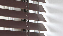 Wood blinds for small and medium businesses