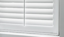 Shutters for commercial use