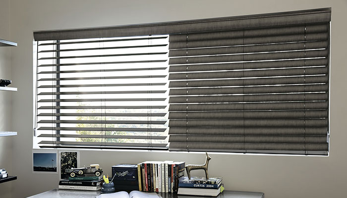 Multiple blinds on one headrail