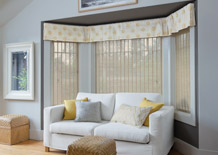 Summer Fabrics for Valances and Cornices