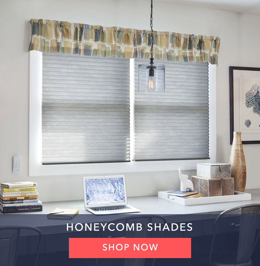Motivia Motorization Honeycomb Shades