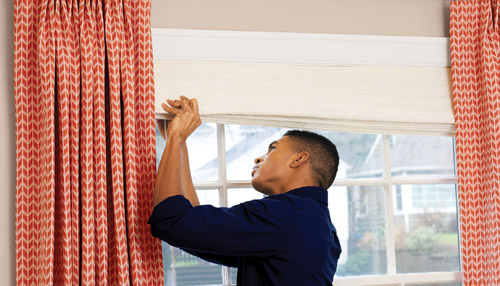 Window treatment Installation Starting at $99
