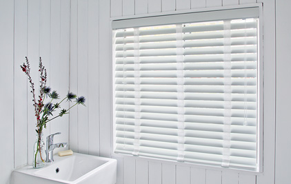 Metal Blinds in High Moisture Areas