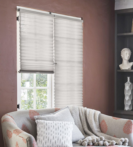 Window treatments for offices