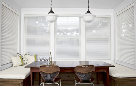 Sheer Shadings for Dining Rooms