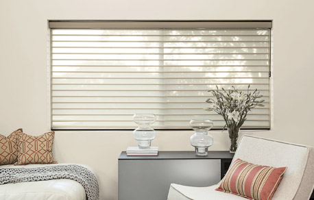 Sheer Shadings for Living Rooms