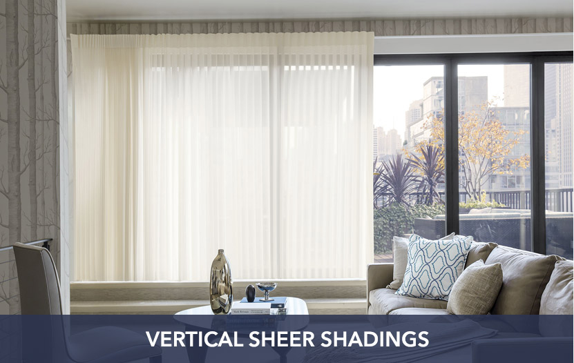 Vertical Sheer Shadings