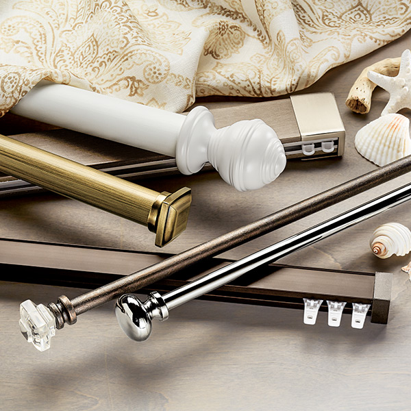 Window Treatment Hardware